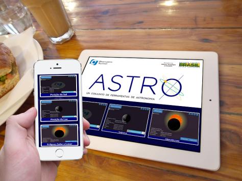 ASTRO: Um Conjunto de Ferramentas de Astronomia